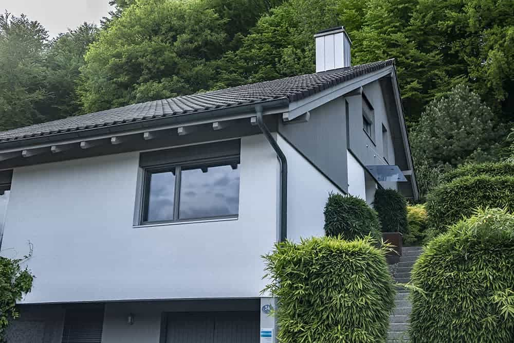 Das Haus von Cynthia Porsche