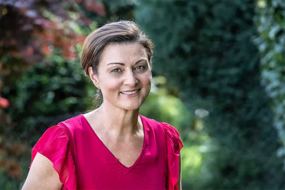 Energietherapeutin Cynthia Porsche